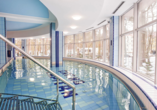 Hotel Grand Kapitan Medi Spa in Henkenhagen, Hallenbad