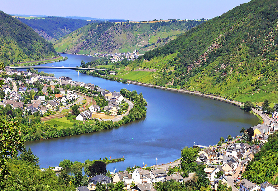 Mosel-Traumpfade, Brodenbach