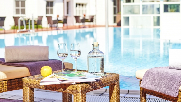 Familotel DAS LUDWIG in Bad Griesbach-Therme, Ruhe & Entspannung