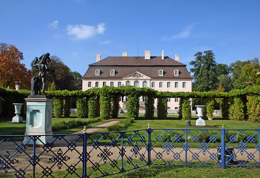 Lindner Congress Hotel Cottbus, Schloss Branitz