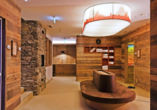Wellnessbereich im Forsters Posthotel